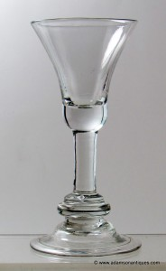 Baluster Wine Glass C 1725/30