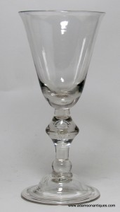Large Baluster Goblet C 1710/15