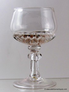 Mead/White Wine Glass C 1710/20
