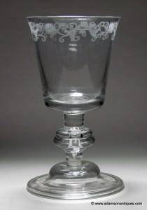 Baluster Goblet 1715/20