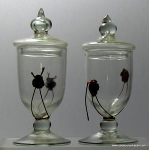 Facon de Venise Reliquary Jars C 1700/25