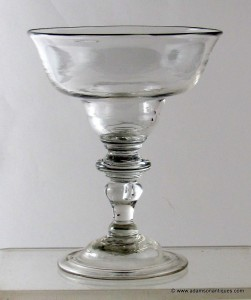 Champagne Glass     C 1740