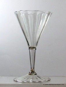 Facon de Venise Wine Glass c 1680