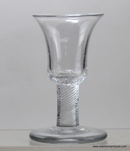 Air Twist Dram Glass C 1750/55
