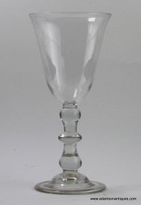 Light baluster Goblet C 1730/35