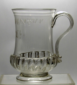 Rare Named And Dated Tankard C 1772