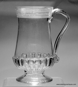 Large Coin Tankard C 1758
