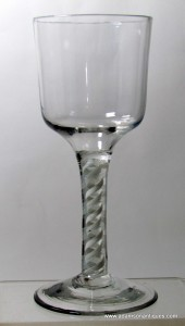 Opaque Twist Goblet C 1765/75