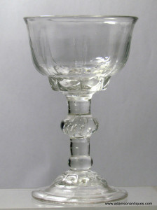 Champagne or Sweetmeat Glass C 1740/50