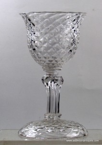 Rare Champagne/Sweetmeat Glass C 1750