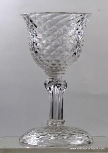 Rare Champagne/Sweetmeat Glass C 1750