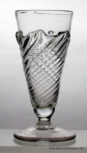 Flammiform Ale Glass C 1730/50