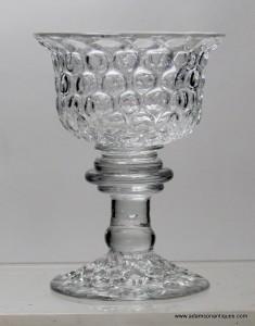Rare Small Sweetmeat Glass C 1725/35
