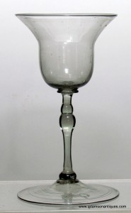 "French ""Facon de Venise""Wine Glass C 1600/1650"