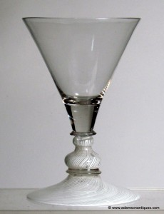 Facon de Venise Wine Glass C1680/1700