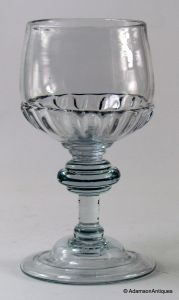 A Mead/White Wine Goblet c1720